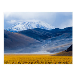 Carte Postale Volcan Incahuasi, Argentine