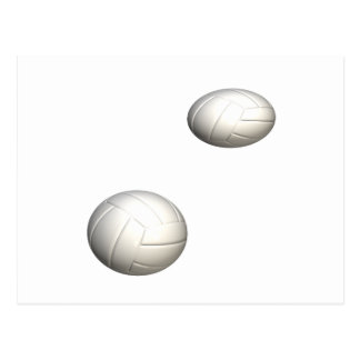 Carte Postale Volleyballs