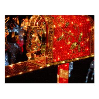 Carte Postale vous avez obtenu le courrier