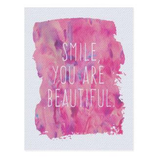 Carte Postale Vous êtes beaux