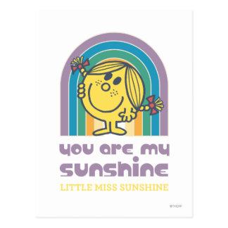 Carte Postale Vous êtes ma voûte de soleil
