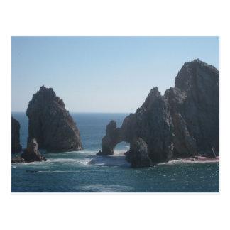 Carte Postale Voûte de Cabo San Lucas