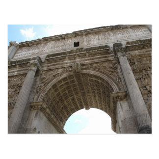 Carte Postale Voûte de Titus
