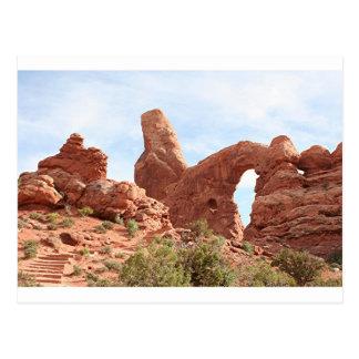 Carte Postale Voûtes parc national, Utah, Etats-Unis 17