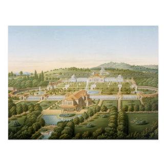 Carte Postale Vue aérienne de la villa du Roi Guillaume de Wurt