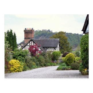 Carte Postale Vue de château de Beeston