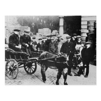 Carte Postale Vue de jardin de Covent Market, 1900
