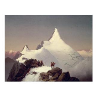 "Carte Postale Vue de la montagne de ""Grossglockner"""