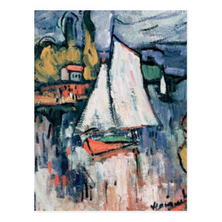 Carte Postale Vue de la Seine