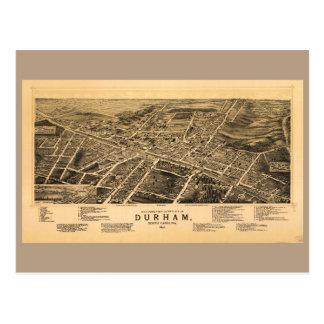 Carte Postale Vue de primevère farineuse de Durham, la Caroline