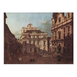 Carte Postale Vue de Vienne, carré devant l'université