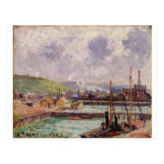 Carte Postale Vue des bassins de Duquesne et de Berrigny dans