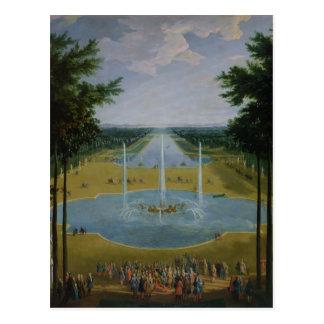 Carte Postale Vue du d'Apollon de Bassin