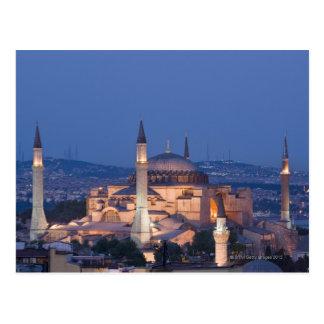 Carte Postale Vue du Haghia Sophia