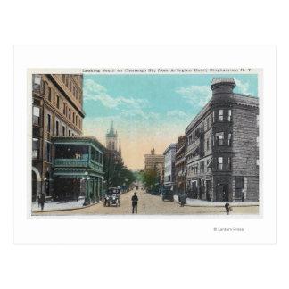 Carte Postale Vue du sud de St de Chenango d'Arlington