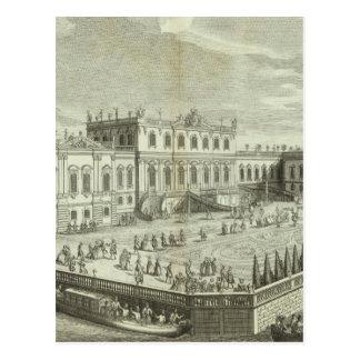 Carte Postale Vue gravée du St Petersbourg 3
