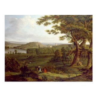 Carte Postale Vue T31507 de au nord-ouest du château Howard,