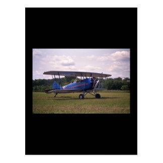 Carte Postale Waco, Taperwing, aviation 1929_Classic