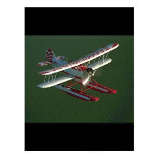 Carte Postale Waco, UBF-2, aviation 1933_Classic