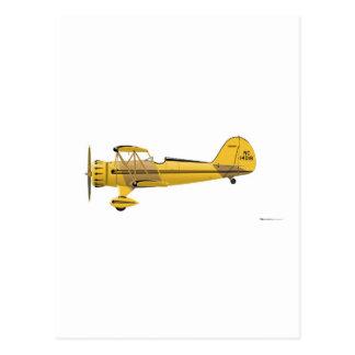 Carte Postale Waco YMF-5 14018 superbes