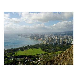 Carte Postale Waikiki de Diamondhead