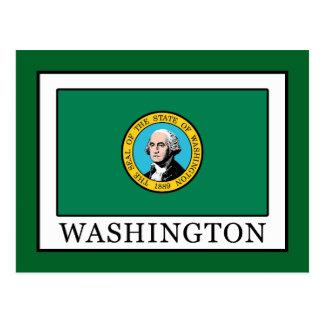 Carte Postale Washington