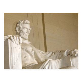 Carte Postale Washington, C.C, le Lincoln Memorial