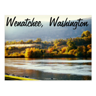 Carte Postale Wenatchee, Washington