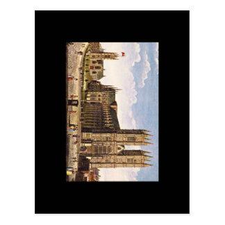 Carte Postale Westminster Abbey', Thomas_Engravings