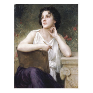 Carte Postale William-Adolphe Bouguereau (1825-1905) - Inspirati