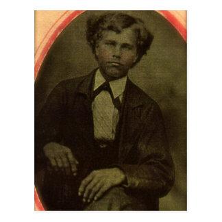 Carte Postale William HOWARD de Windsor, Pennsylvanie, Ca 1870
