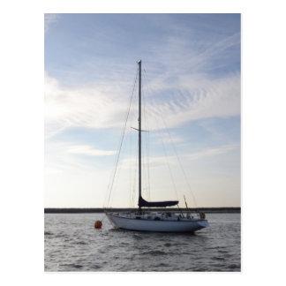 Carte Postale Yacht Orla de Londres