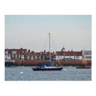 Carte Postale Yacht Trinco