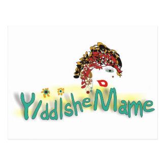 Carte Postale Yiddishe Mame