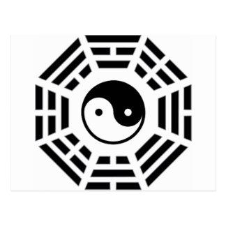 Carte Postale yinyangbig