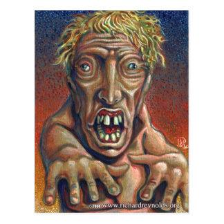 Carte Postale zombi
