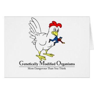 Carte Poulet de GMO