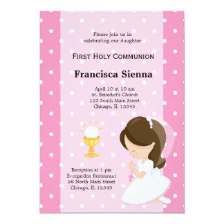 Carte Première sainte communion