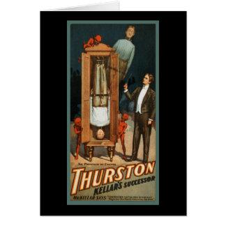 Carte Prisonnier de Thurston de canton