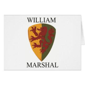 Carte Produits de maréchal de William