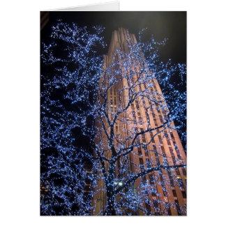 Carte Promenade CricketDiane de nuit de New York City