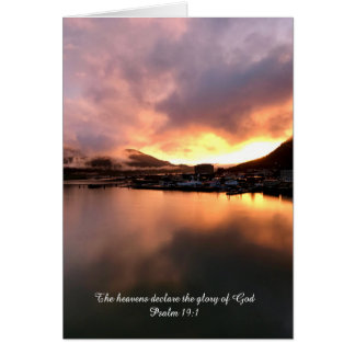 Carte Psaume 19