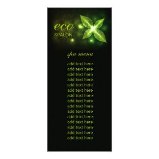 Carte Publicitaire Feuille verte de 311 Eco