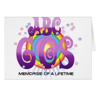 Carte Radio d'ABC 60S