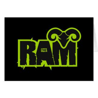 "Carte Randy ""la RAM """