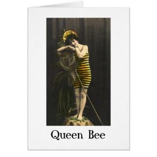 Carte Reine des abeilles