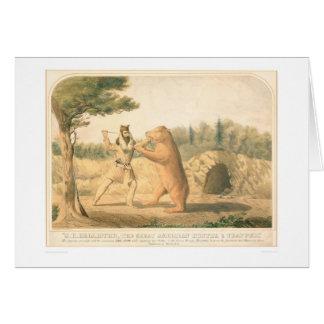 Carte Rencontre de l'ours de Hollister (0547A)