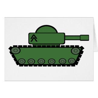 Carte Réservoir militaire