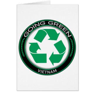 Carte Réutilisez le Vietnam