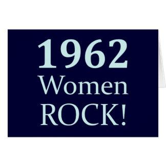 Carte Roche de 1962 femmes, cinquantième anniversaire